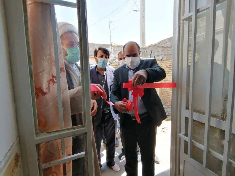 کبودراهنگ   افتتاح ۱۵  واحد مسکن مددجویی دارای معلولیت تحت پوشش بهزیستی
