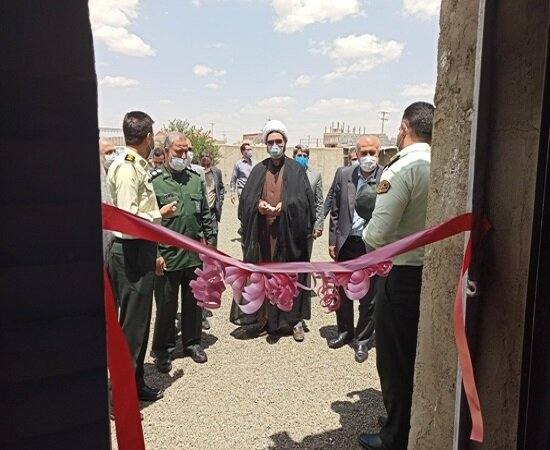 افتتاح مؤسسه ترک اعتیاد نسیم زندگی در شهرستان قروه