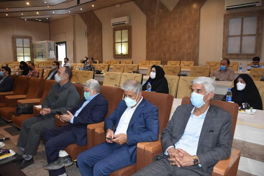 همایش تجلیل از خیرین همراه  همیشگی بهزیستی استان کرمانشاه به مناسبت گرامیداشت هفته بهزیستی برگزار شد.