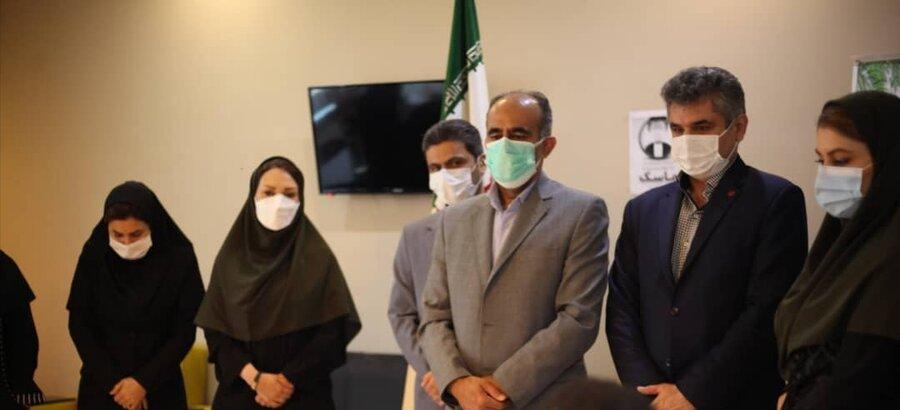 افتتاح مرکز مشاوره وروانشناختی مهر مانا به مناسبت هفته بهزیستی در رشت