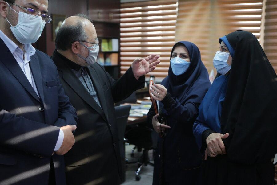 آئین افتتاح دبیرخانه رصد آسیبهای اجتماعی با حضور وزیر تعاون، کار و رفاه اجتماعی