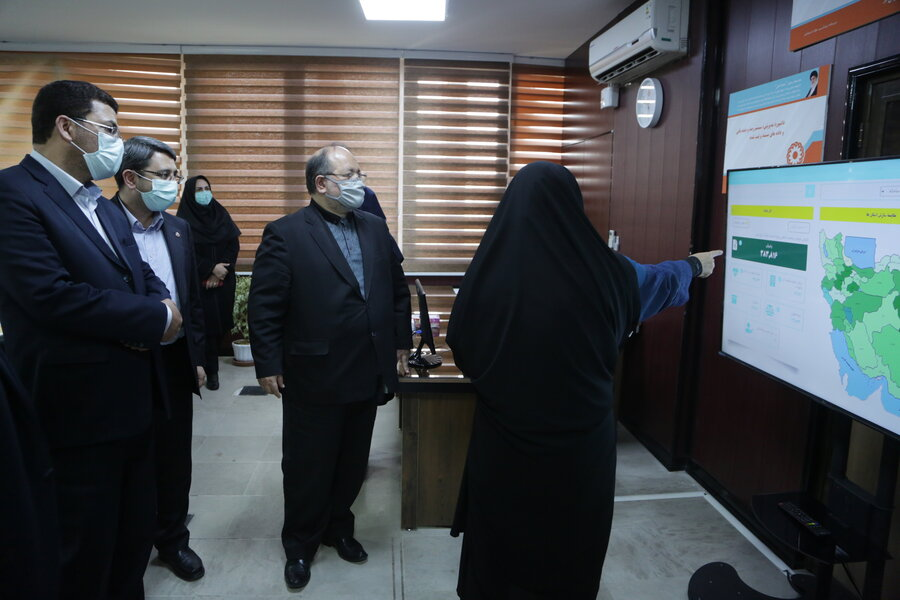 افتتاح دبیرخانه رصد آسیبهای اجتماعی و معلولیتها با حضور وزیر تعاون، کار و رفاه اجتماعی