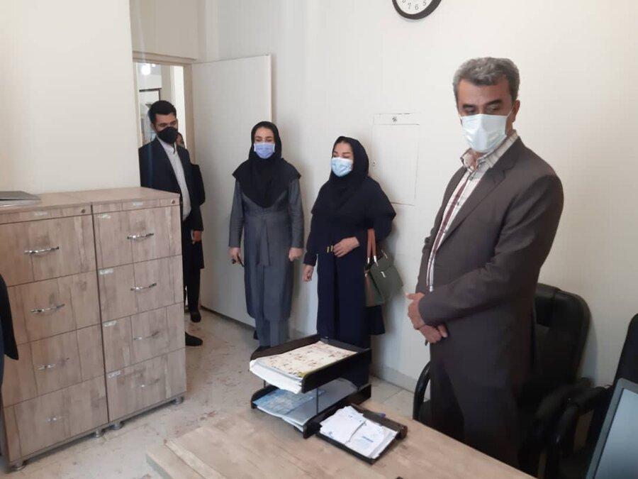 افتتاح مرکز جامع مشاوره و خدمات روانشناختی در شهرستان کرج