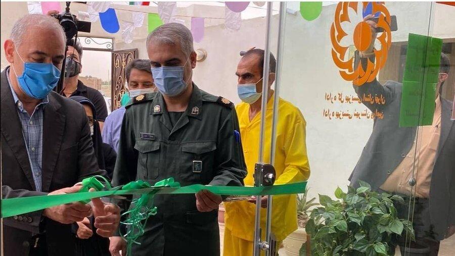 گزارش تصویری| به بهره برداری رسیدن مراکز گذری روزانه و سرپناه شبانه