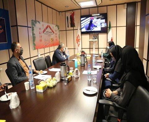 دبیرخانه استانی رصد آسیبهای اجتماعی بهزیستی استان کردستان افتتاح شد