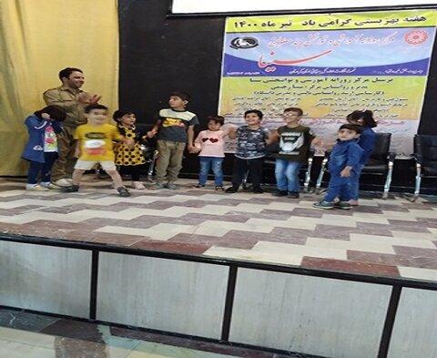 برگزاری جشن هفته بهزیستی در دهگلان