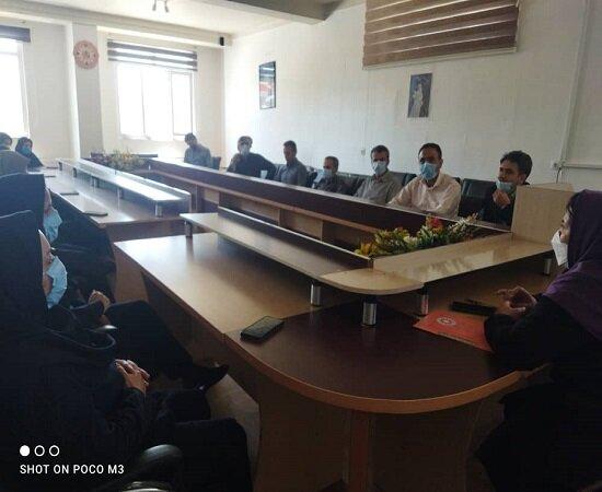 برگزاری کمیته گرامیداشت هفته بهزیستی در شهرستان دیواندره
