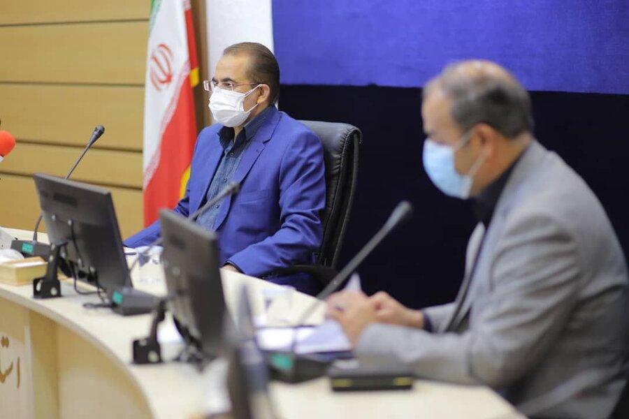 گزارش تصویری| جلسه هم اندیشی استاندار زنجان با مدیران مراکز غیردولتی و سمن های تحت نظارت بهزیستی برگزار شد