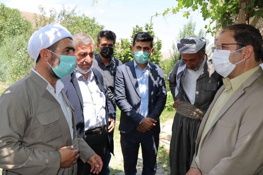 افتتاح مرکز اقامتی بهبودی بازتوانی افراد با اختلال مصرف کنندگان مواد دنیای پاک در منطقه سیلوانای ارومیه