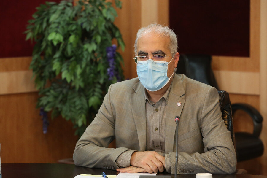 دیدار مدیرکل و معاونین بهزیستی استان با استاندار بوشهر