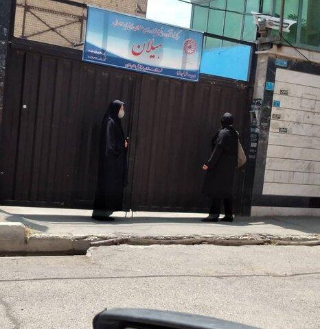 شهرقدس| مرکز توانبخشی هیلان مورد بازدید قرار گرفت