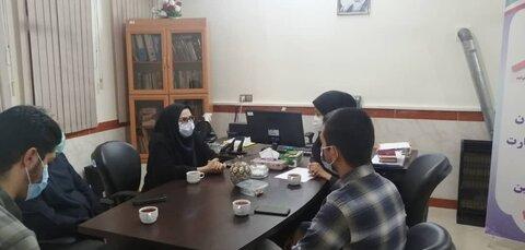 ورامین  حضور خبرنگاران ورامینی در اورژانس اجتماعی