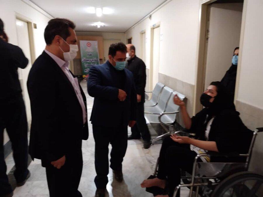نشست صمیمی معاون فرماندار شهرستان اسلامشهر با مدیریت و کارکنان بهزیستی