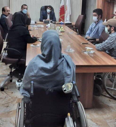 شهریار  جلسه روسای بهزیستی و ورزش وجوانان شهرستان شهریار برگزار شد