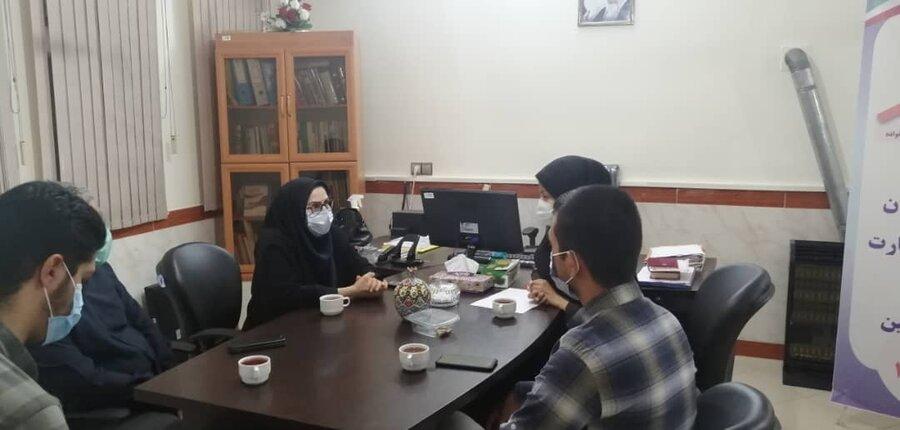 ورامین| حضور خبرنگاران ورامینی در اورژانس اجتماعی
