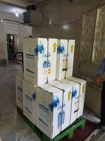 تجهیز مراکز تحت نظارت بهزیستی به دستگاه اکسیژن ساز