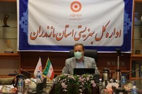 جلسه شورای معاونین بهزیستی مازندران برگزار شد