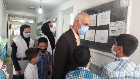 گزارش تصویری | شاهرود | برگزاری مسابقه نقاشی