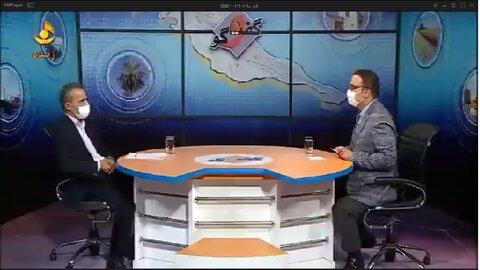 باهم ببینیم|حضورمعاونت مشارکتهای مردمی بهزیستی استان در برنامه زنده گفتگو