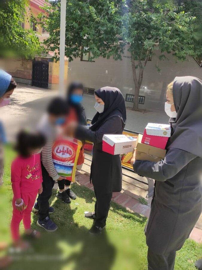 عملکرد بهزیستی شیراز در هفته بهزیستی