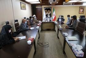 دیدار سرپرست بهزیستی استان هرمزگان با شهردار بندرعباس