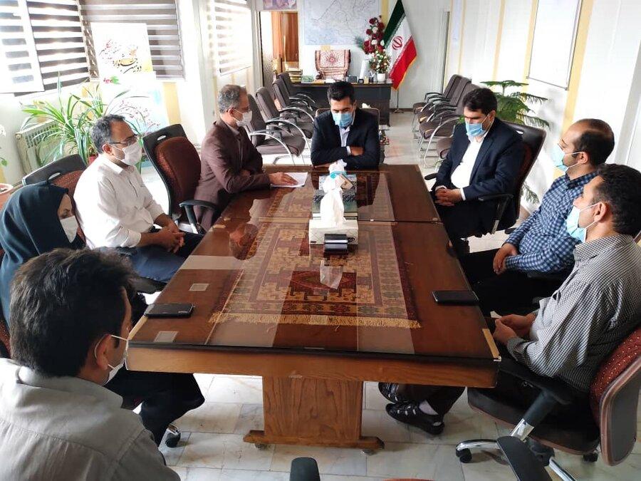 گزارش تصویری/ نیم نگاهی به عملکرد اداره ی بهزیستی شهرستان کلیبر در هفته بهزیستی