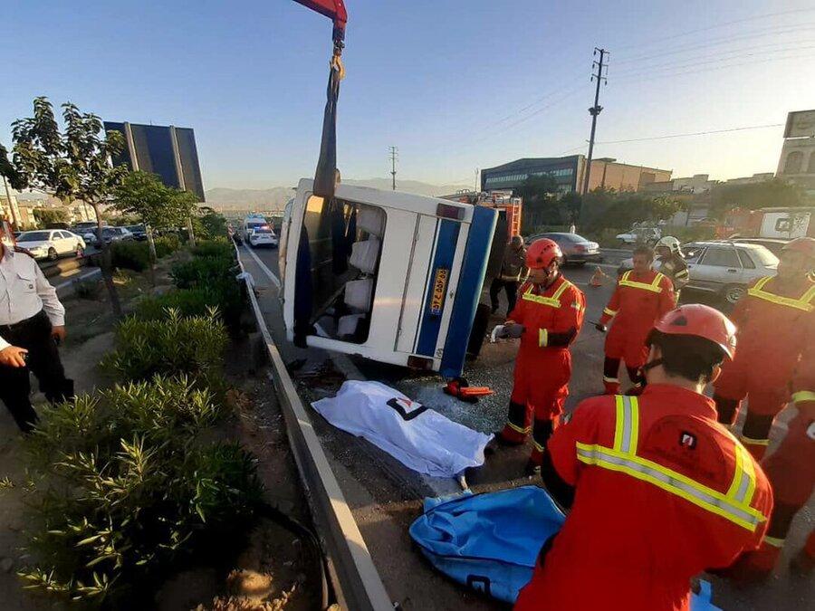 ارقام نجومی که تصادفات جادهای به خانوادههاو دولت تحمیل میکند