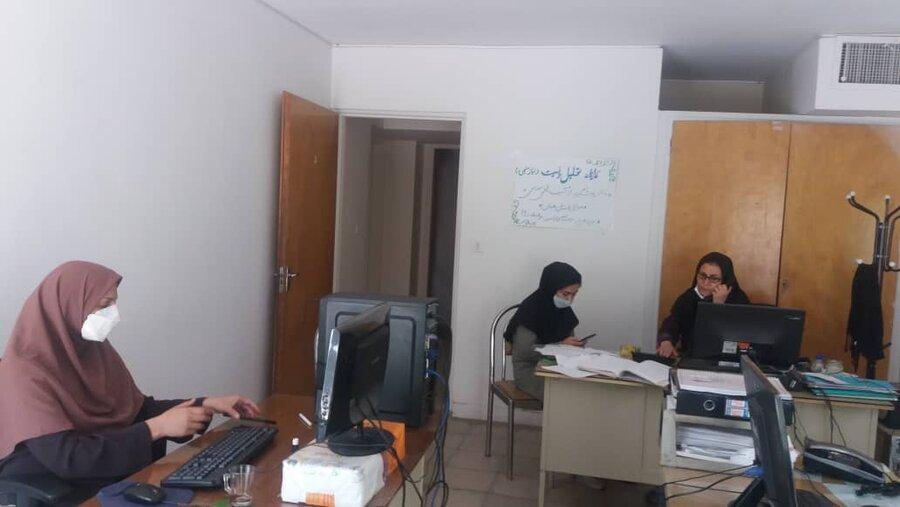 برگزاری کارگاه آموزشی آنلاین و عملی