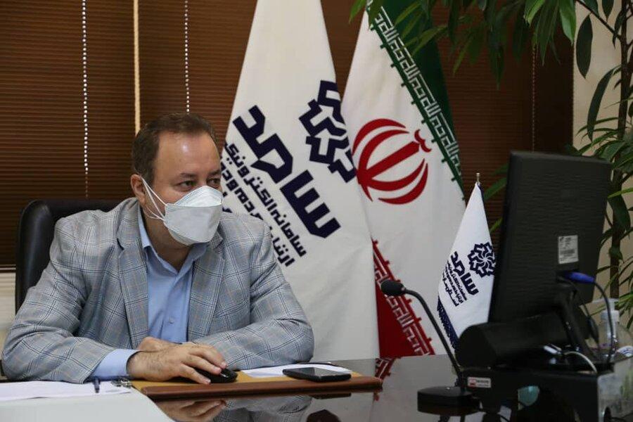 مدیر کل بهزیستی مازندران با حضور در مرکز سامد؛ تلفنی با مردم گفتگو کرد