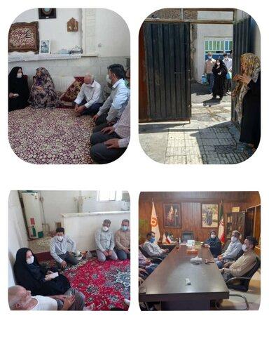 اشتهارد   تشکیل جلسه شورای سالمندان و کمیته مناسب سازی شهرستان اشتهارد