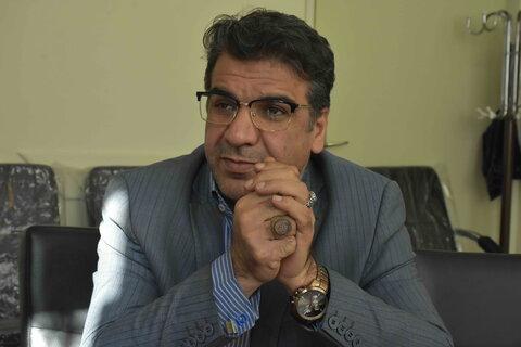 دکتر مسعود فیروزی به عنوان مدیر کل بهزیستی خراسان رضوی منصوب شد