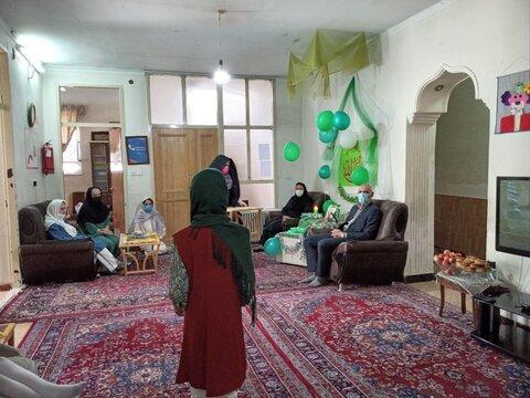 گزارش تصویری   شاهرود   جشن عید ولایت در خانه نگهداری دختران شهرستان