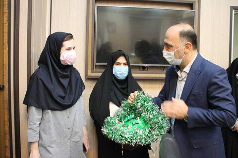 جشن غدیر بهزیستی شهر تهران