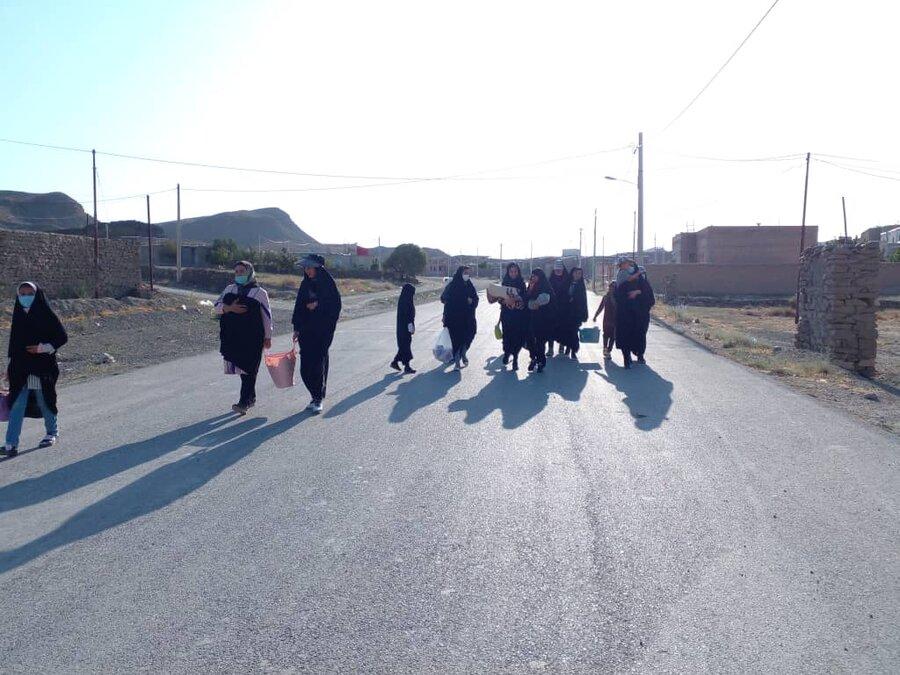 برگزاری همایش پیاده روی برای توانخواهان