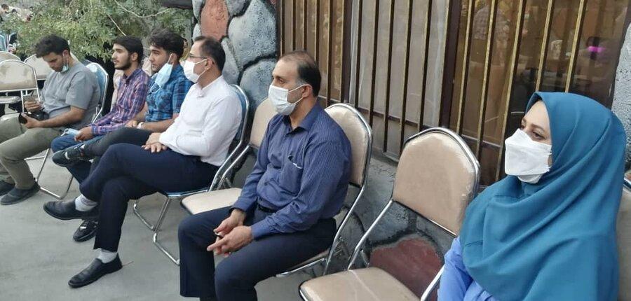 ورامین| برگزاری جشن غدیر در مرکز مثبت زندگی ۵۹۴۵