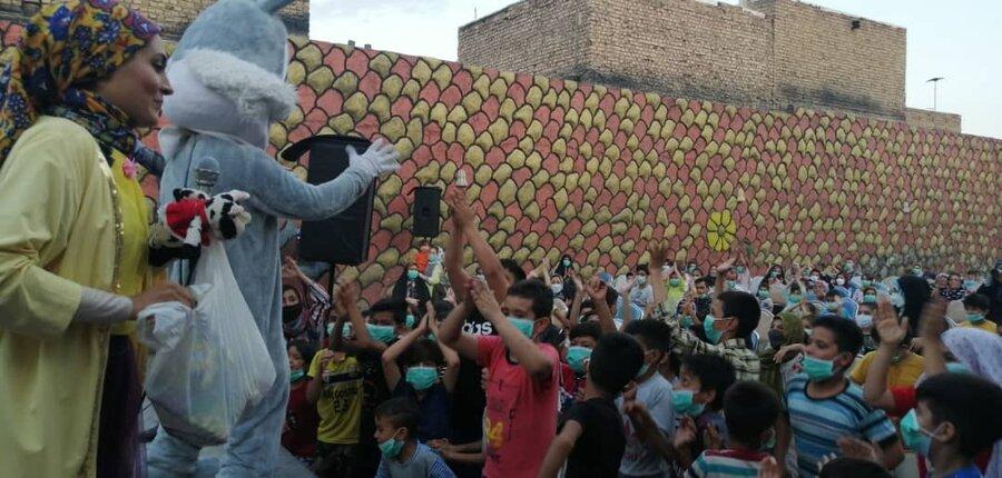 برگزاری جشن غدیر در مرکز مثبت زندگی ۵۹۴۵