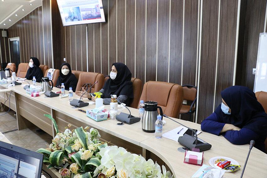 اولین نشست کمیته تخصصی ستاد هماهنگی و پیگیری مناسب سازی استان