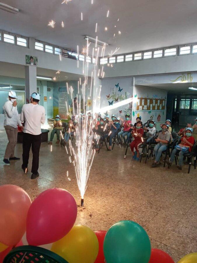 جشن عید غدیر بهزیستی ری