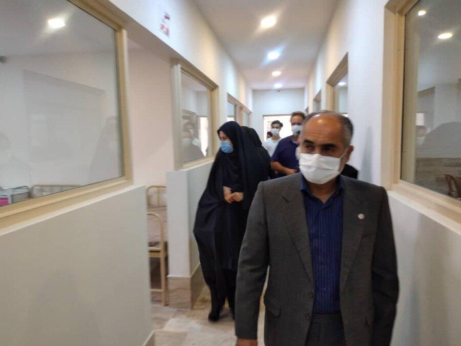مرکز اعصاب و روان خانه پدری افتتاح شد