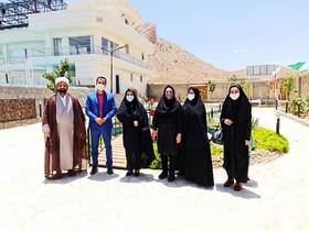 خرامه| بازدید معاون امور اجتماعی بهزیستی فارس از مراکز مثبت زندگی و خیریه ثارالله