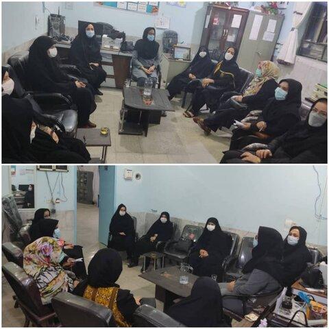 ممسنی  برگزاری جلسه پیشگیری از آسیبهای اجتماعی