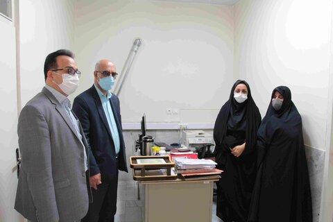 گزارش تصویری   دیدار مدیرکل بهزیستی استان سمنان با پرسنل سید در ستاد استان