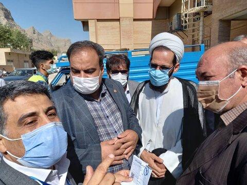 حضور مدیر کل بهزیستی استان در پویش اطعام ملکوتی