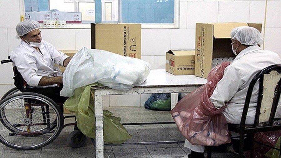 در رسانه | تسهیلات اشتغال معلولان تایباد در خراسان رضوی ۲ برابر شد