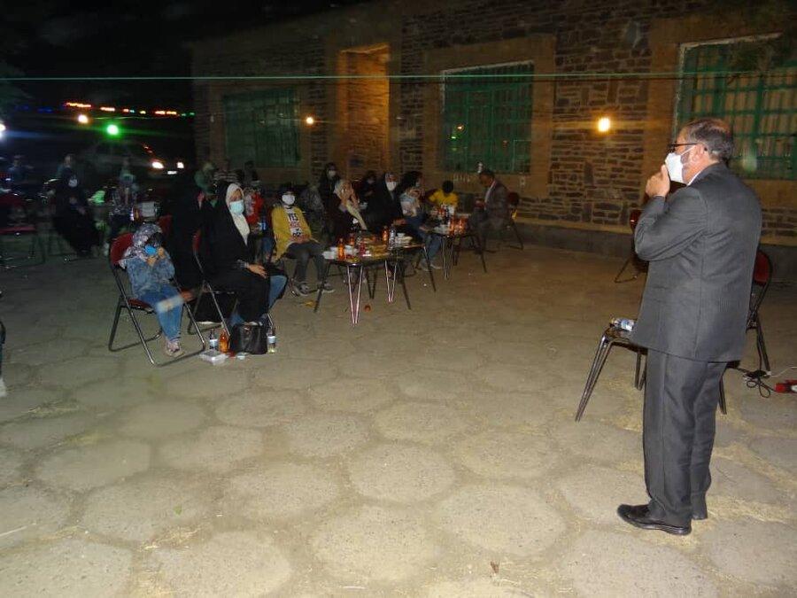 جشن عید غدیر خم با حضورمدیران بهزیستی و  خیرین استان