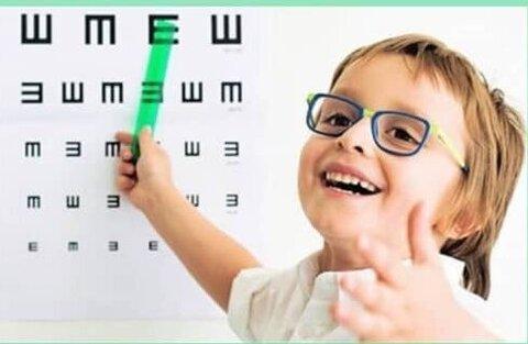 ۱۱ هزار و ۵۹۷ کودک قزوینی غربالگری بینایی شدند