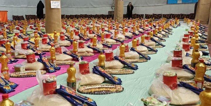 شهرری  توزیع ۸۰۰۰ بسته معیشتی و احداث ۱۹۸ واحد مسکونی