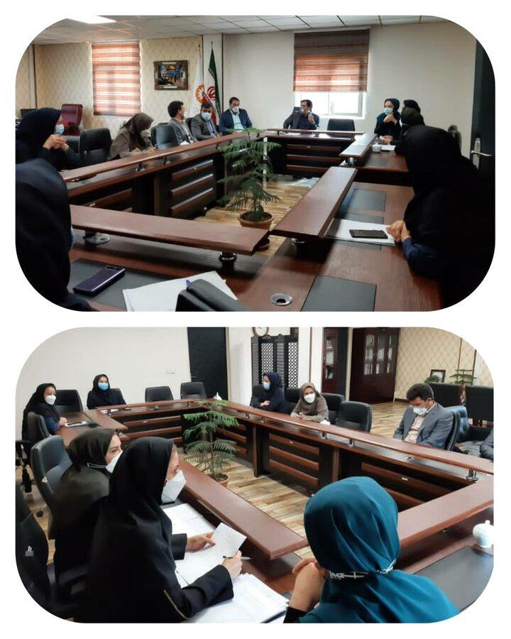 کمیسیون ماده ۲۶ و کمیسیون نظارت بهزیستی استان البرز برگزار شد