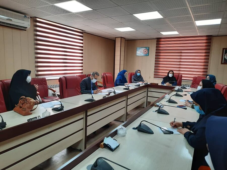 برگزاری جلسه هم اندیشی مسائل امور اجتماعی بهزیستی البرز