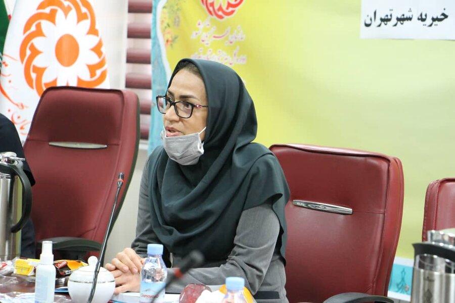 شهر تهران| مشارکت خیران در دهه ولایت میان ۱۵۲۵ مددجو توزیع شد